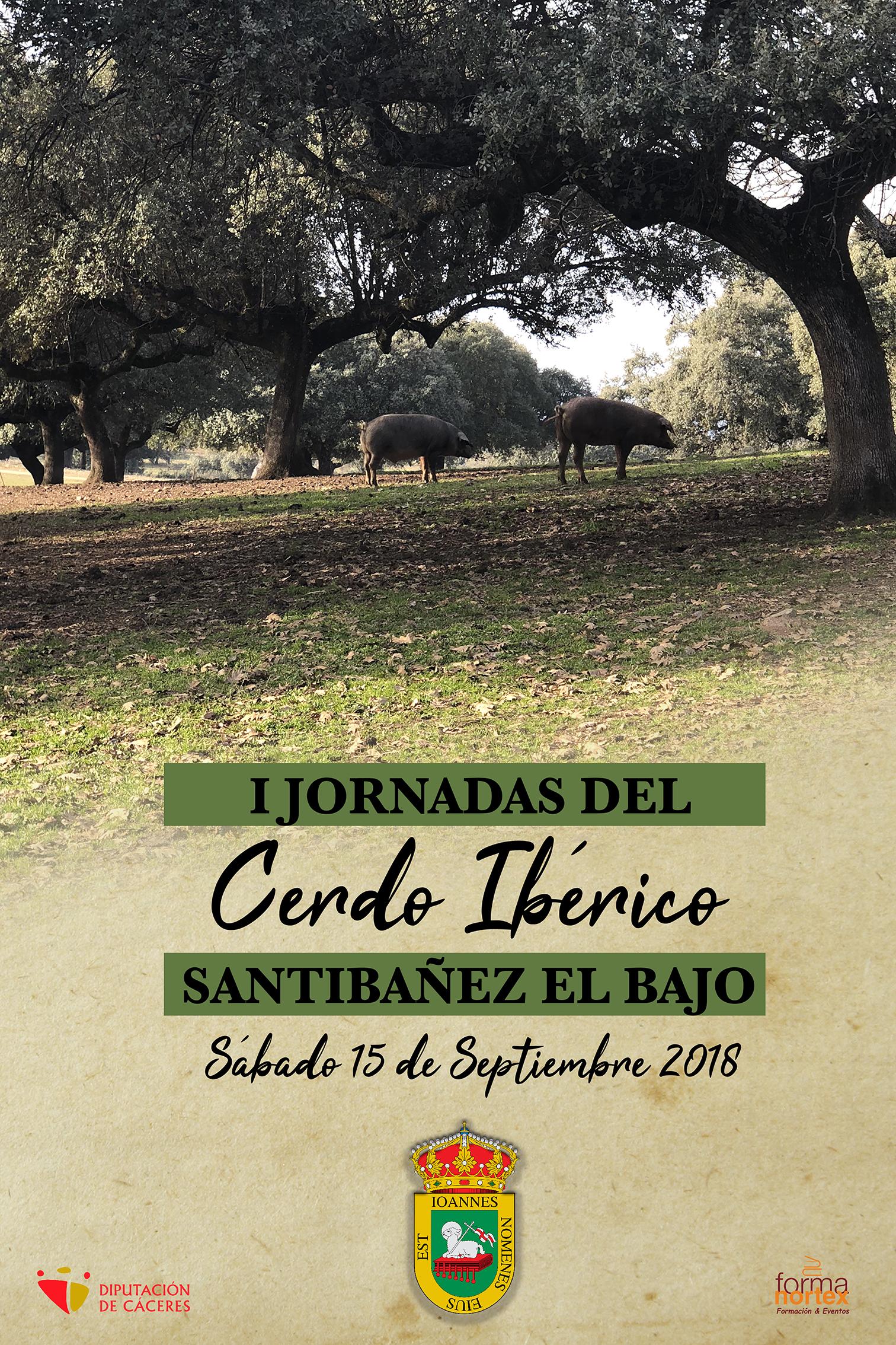 I Jornadas del Cerdo Ibérico
