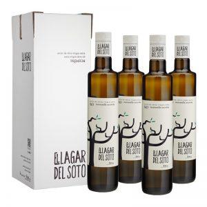 Aceite de Oliva Virgen Extra Premium Bio El Lagar del Soto