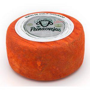 Queso de Oveja Madurado Peinaovejas con Pimentón